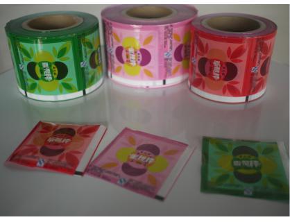 Lollipop-Verpackung